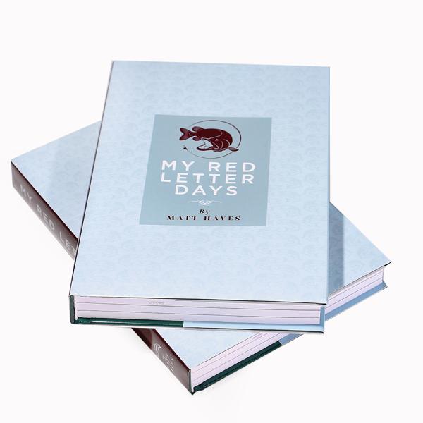 My Red Letter Days by Matt Hayes FREE DVD worth £22 matthayes