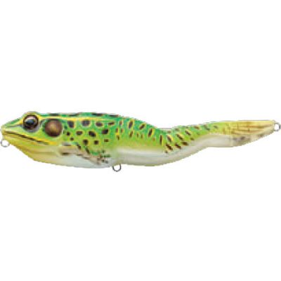 "Frog Solid 4 1/8"" Walking Bait"