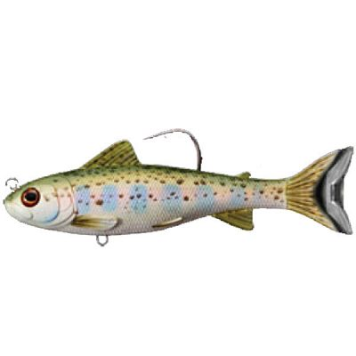 "Trout Parr 4"" Swimbait"