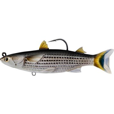 "Mullet 5 1/2"" Swimbait"