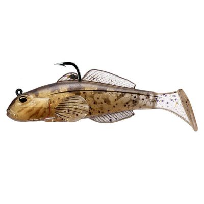 "Goby 3"" Paddle Tail (Pack of 3)"